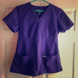 Greys Anatomy Scrub top
